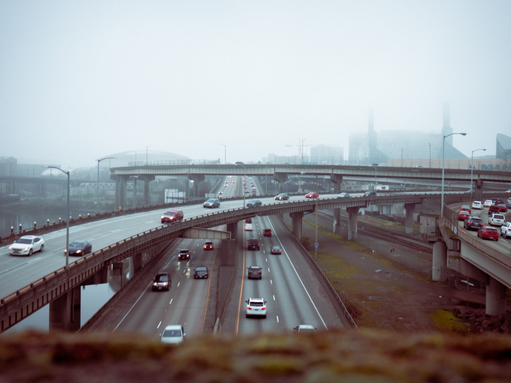 Portland Overpass